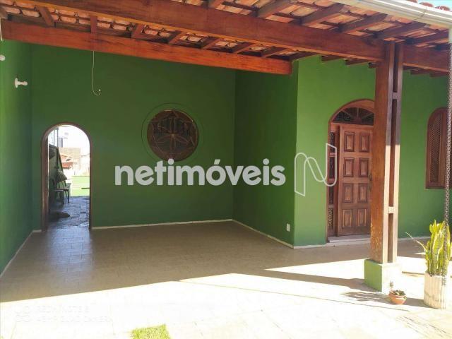 Casa à venda com 5 dormitórios em Caiçaras, Belo horizonte cod:822017