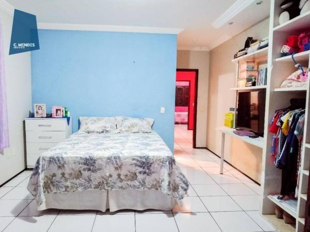 Casa Duplex 360 m² à venda, 5 suites, 4 vagas, Edson Queiroz, Fortaleza. - Foto 18