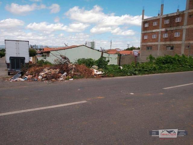 Terreno à venda, 360 m² por R$ 180.000,00 - Centro - Patos/PB - Foto 2