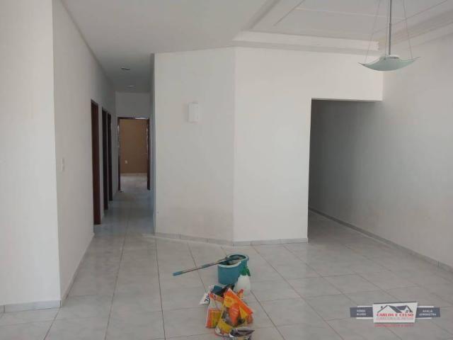 Casa com 3 dormitórios à venda, 160 m² por R$ 240.000,00 - Salgadinho - Patos/PB - Foto 4
