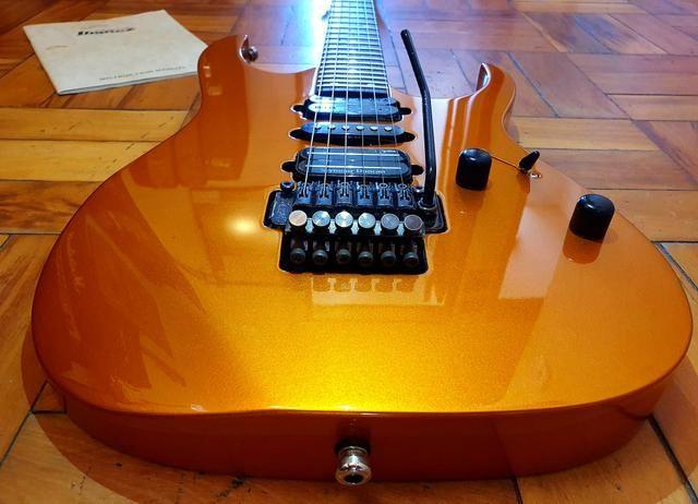 Ibanez rg1570 prestige premium Gibson les paul Studio tribute Traditional Standard fender - Foto 3