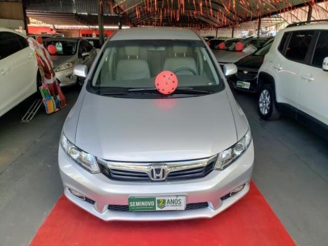 Honda Civic New  LXR 2.0 i-VTEC (Aut) (Flex) FLEX AUTOMÁTIC - Foto 2