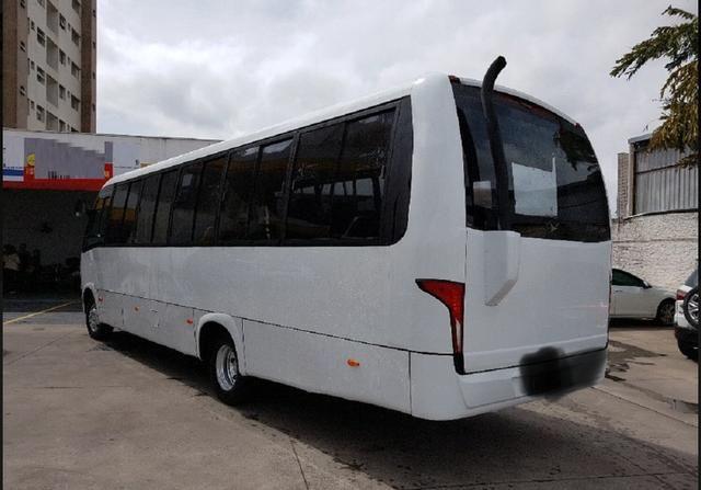 Micro ônibus 2013