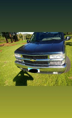 Silverado 2001 MWM diesel