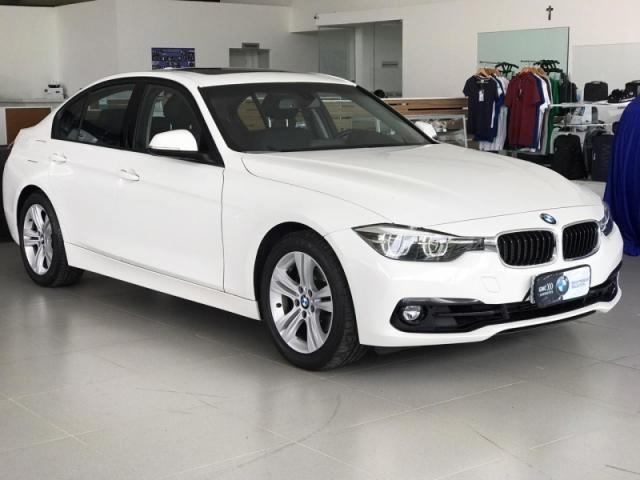 BMW 320I 2.0 SPORT GP 16V TURBO ACTIVE FLEX 4P AUTOM?TICO.