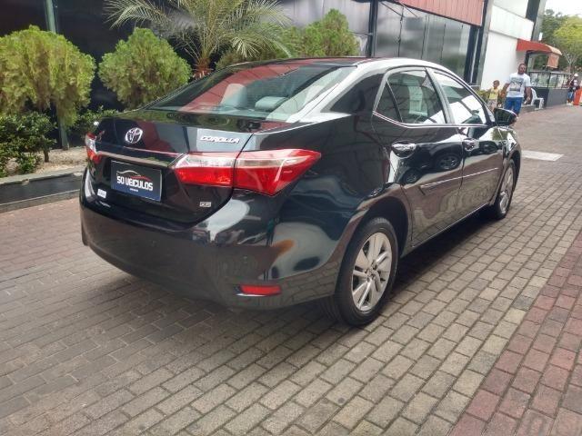 Corolla GLI 1.8 automático 2016/2017 -Só veiculos-863305-8646- * - Foto 7