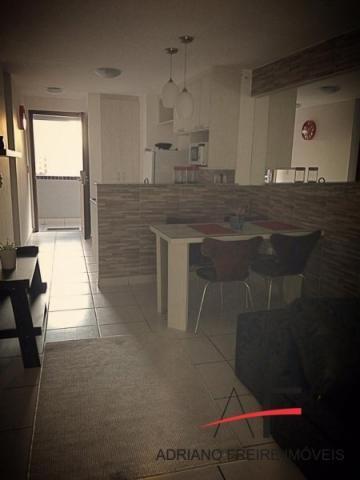 Apartamento todo mobiliado, no Beach Class Residence - Foto 5