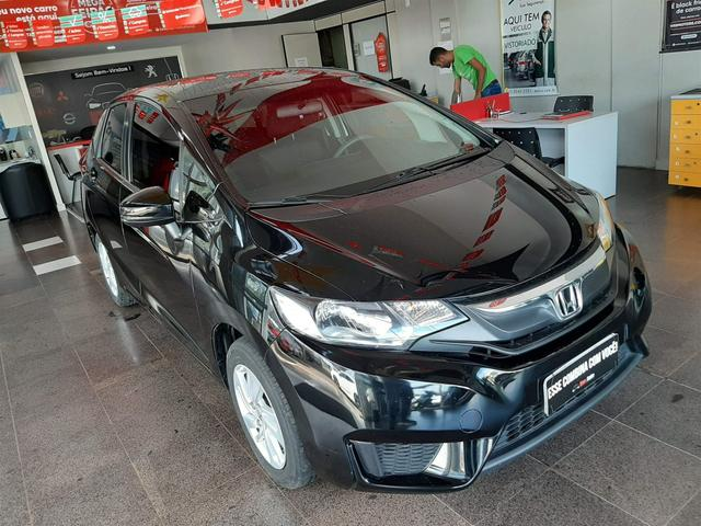 Honda fit 2017 automático - Foto 3