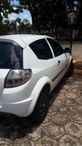 Ford Ka 2013 1.0 2p Branco - Foto 3