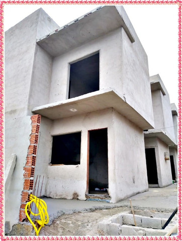 PSM# Laranjal Casas Top Com Garagem 2 Qtos Independentes 1ª locação - Foto 10