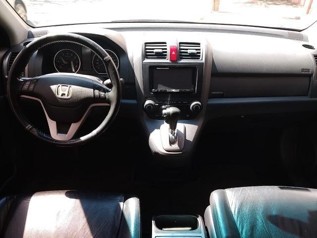 Honda/ CR-V EXL 2.0 16V Gasolina 4P Automático + Teto solar - Foto 8