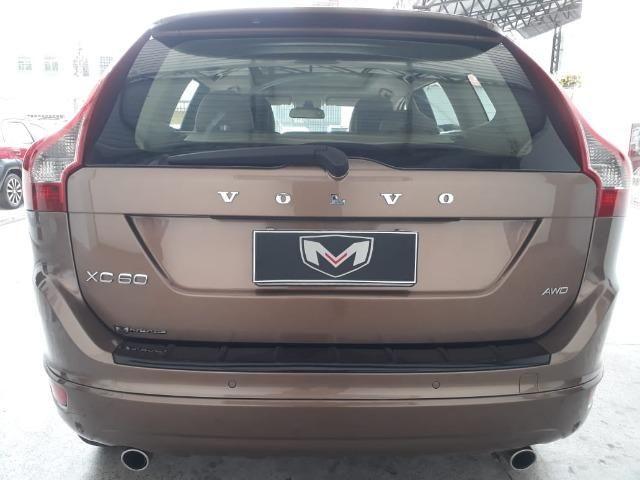 Volvo Xc60 3.0 Dynamic AWD Turbo 2009/2010 Marrom - Foto 6