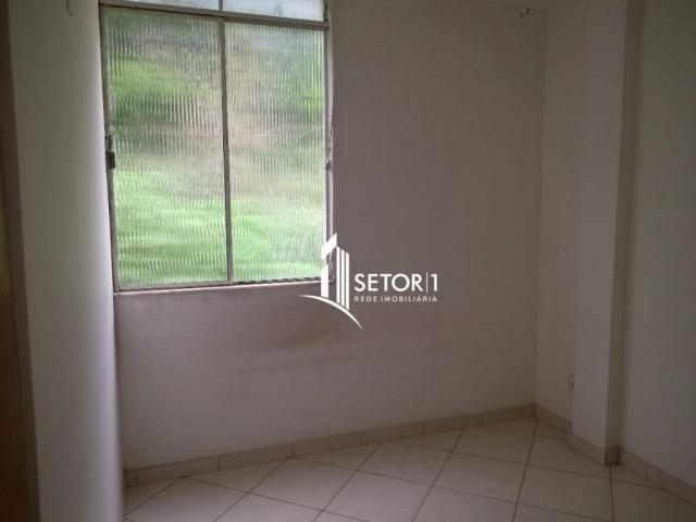 Apartamento com 3 quartos para alugar, 90 m² por R$ 1.100/mês - Paineiras - Juiz de Fora/M - Foto 10