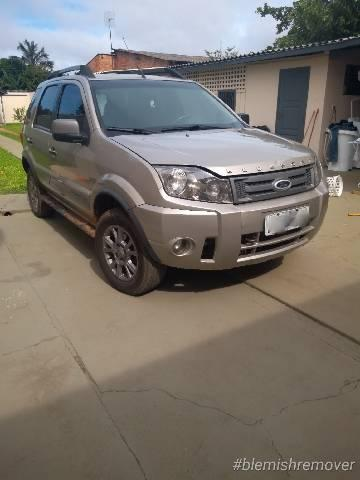 Ford Ecosport e Fiat Strada working