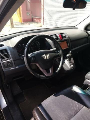 Honda/ CR-V EXL 2.0 16V Gasolina 4P Automático + Teto solar - Foto 7