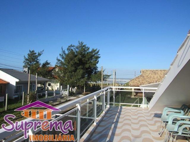 51 98252.00.33 Simone*C261 Casa c/ terraço Praia Santa Terezinha Imbé