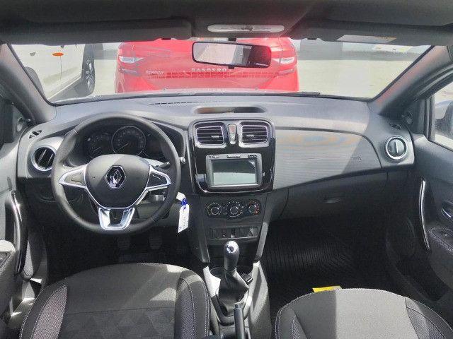 Renault Sandero Zen 1.0 2022 0KM Entrada de R$ 6.990,00 + 60X DE R$ 1.349,00 - Foto 2