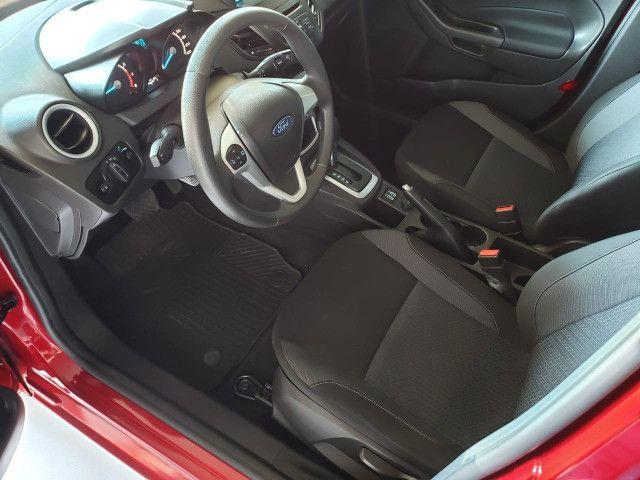 Fiesta 1.6 Automatico + Multimidia! Unico Dono! - Foto 8