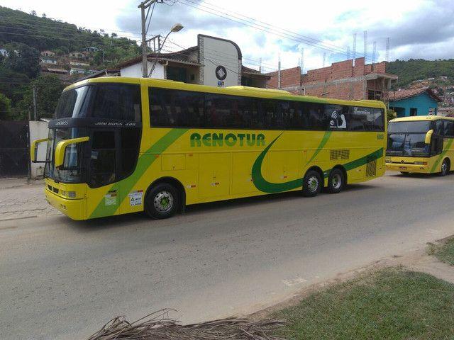 Onibus ld busscar p400 - Foto 2