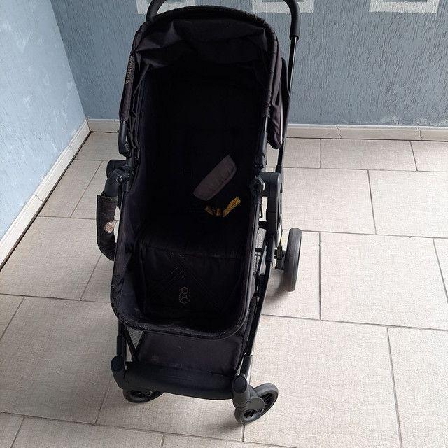 Carrinho de bebê ninho  - Foto 3