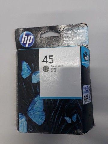 Cartuchos HP 45 cor Preto 42ml  - Foto 6