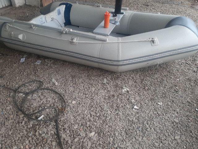 Barco hidro-force vendo ou troco por algo do meu interesse R$1.000,00 - Foto 6