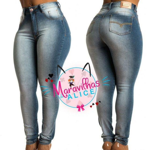 Calças jeans Spaço vagun  - Foto 4
