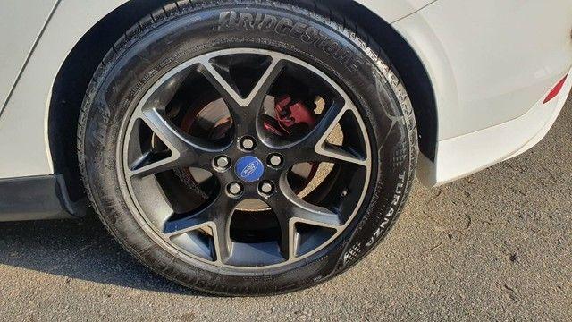 Ford Focus Titanium 2.0 Powershift + Escapamento Ford RS + Parachoque em Fibra - Foto 7