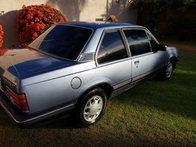 Monza SL/E 2.0 de 1989. Carro antigo, conservado, de Família e com baixa quilometragem. - Foto 4