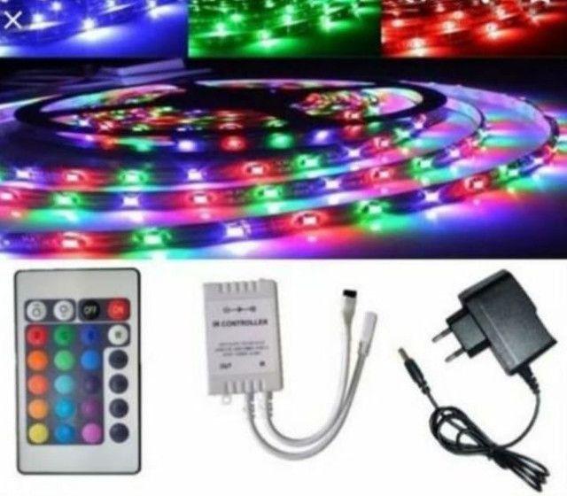 FITA LED colorida - Foto 3