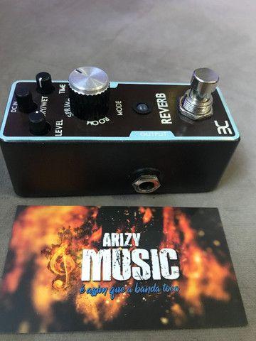 Pedal Reverb Eno Mini True Bypass - Arizy Music - Foto 2