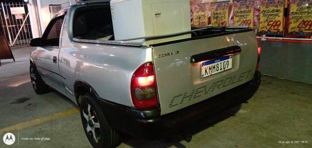 Chevrolet Corsa picape 2000 1.6 - Foto 2