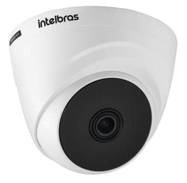 Câmera dome vhl 1220 D intelbras hdcvi 720 p 3.6 mm ir 20 promoção - Foto 2