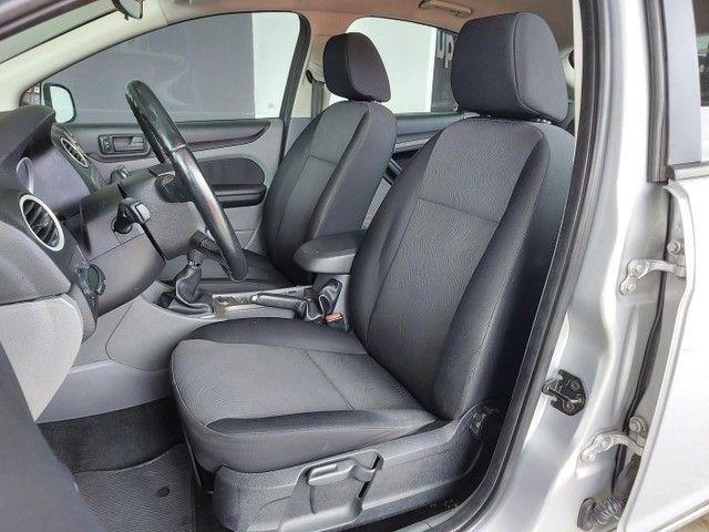 Ford Focus Hatch GLX 1.6 16v 2013 Emplacado e Revisado - Foto 10