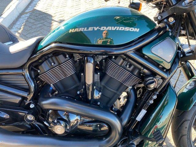 Harley Davidson Night Rod 2015. RARIDADE.