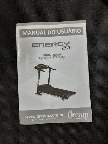 Esteira Dream Fitness Energy 2.1 - Foto 3