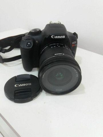 CÂMERA CANON EOS REBEL T6 - Foto 2