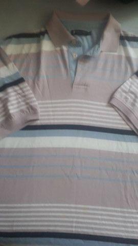 10 camisetas semi novas de qualidade - Foto 6