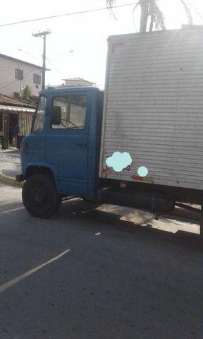 Vendo caminhão 608, ano 78 - Foto 19