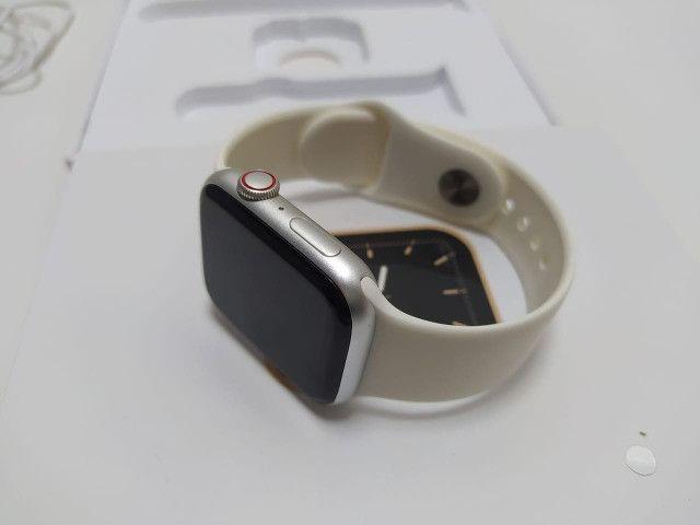 Relógio Smartwatch Iwo 13 Relógio Original 52 Faces - Foto 3