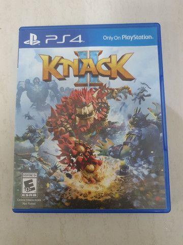 Jogo PS4 Knack 2