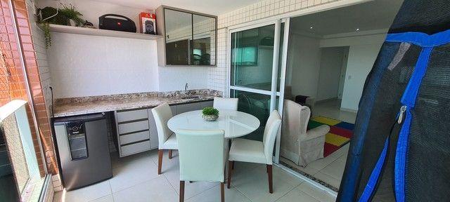 Excelente Apartamento Andar Alto com 3 suítes 141 m2 Lagoa Nova  - Foto 4