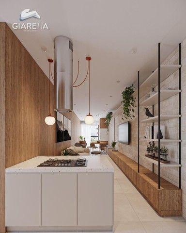 Apartamento á venda,115.00m², JARDIM LA SALLE, TOLEDO - PR - Foto 2