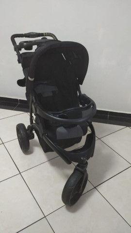 Carrinho de bebê OFF ROAD INFANTI - Foto 5