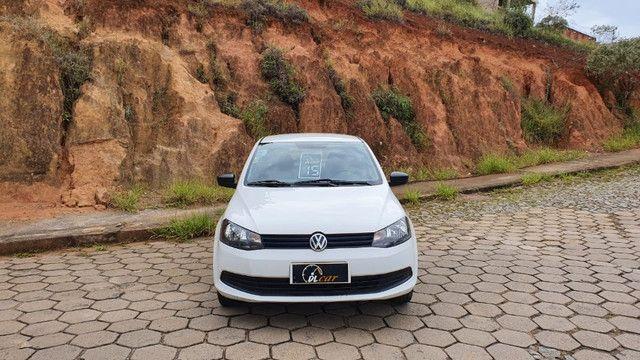 VW Gol G6 Special 1.0 Branco Completo Ú.Dono - Foto 5