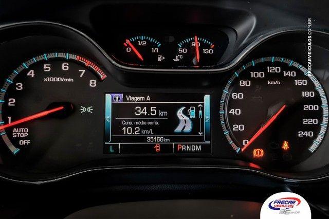 Cruze Sport LTZ 1.4 Turbo Flex **apenas 35.166 mkm** - Foto 11