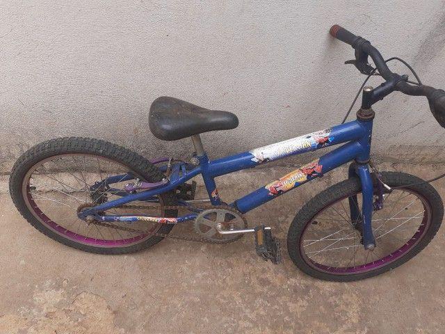 Bicicleta em ótimo estado  - Foto 4