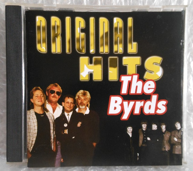 Cd The Byrds - Original Hits