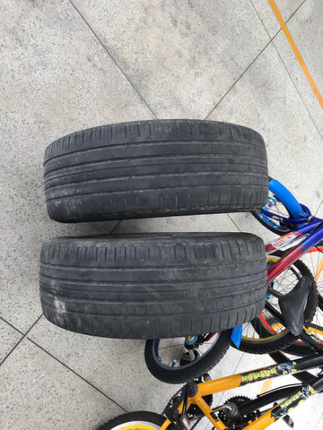 Pneu usado Pirelli Aro 18
