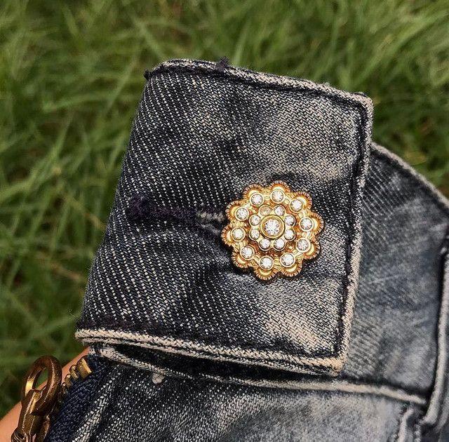 Short-saia jeans  - Foto 3